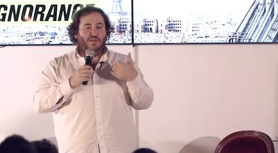 Encore une vidéo géniale d'Oussama Ammar