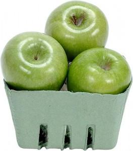 Manger que des pommes, est-ce bon ?