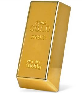 Vous devez acheter de l'or !