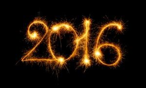 La nouvelle année 2016 est là :