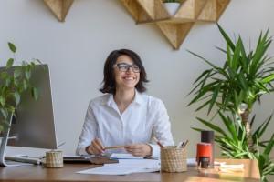 Interview d'une jeune entrepreneur : Kahina
